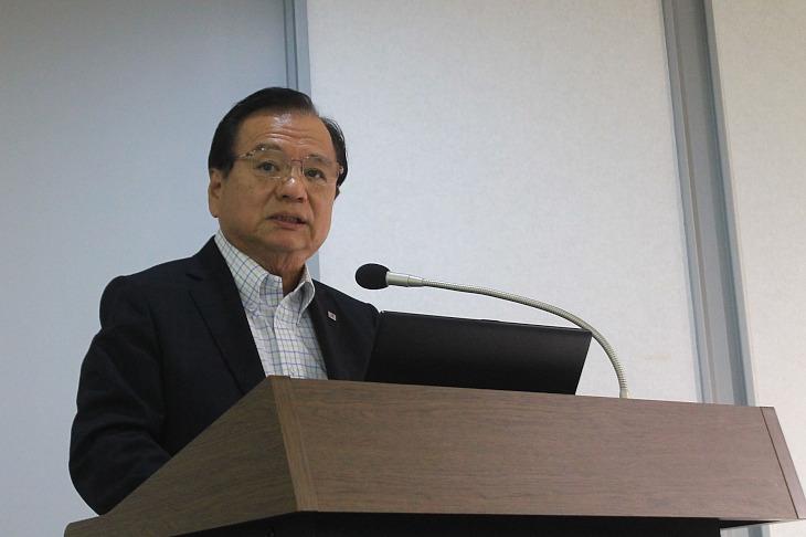 「次世代のために良質な文化を創出したい」渡辺恵次理事長(自転車協会)