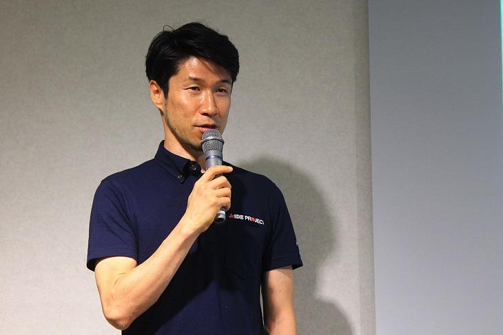 「現状を変えるために団体を立ち上げた」栗村修氏
