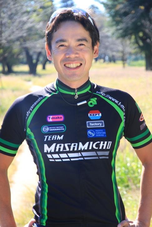 山本雅道(BICYCLE FACTORY YAMAMOTO)
