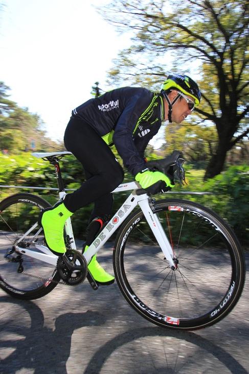 「リニアな加速感 どんどん踏もうという気にさせてくれるバイク」山本雅道(BICYCLE FACTORY YAMAMOTO)