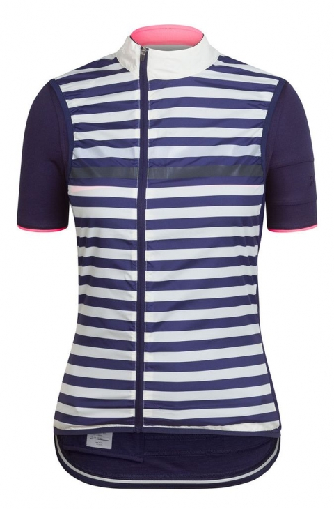 Rapha Womens Brevet Jersey and Gilet
