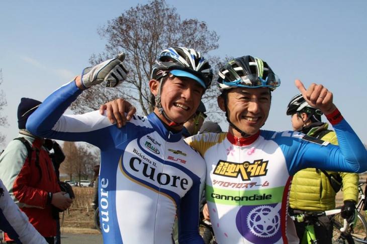 「結果は大切だけど、それよりも先に、自転車自体を楽しむ気持ちを忘れないこと」(写真は現役最終レースとなったGPミストラル最終戦)