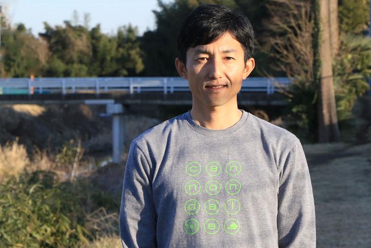 新しい一歩を踏み出す山本和弘に話を訊いた