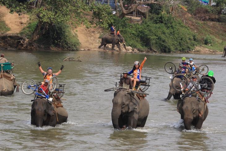 アンカーツアーが催行されるチェンライ国際MTBチャレンジ