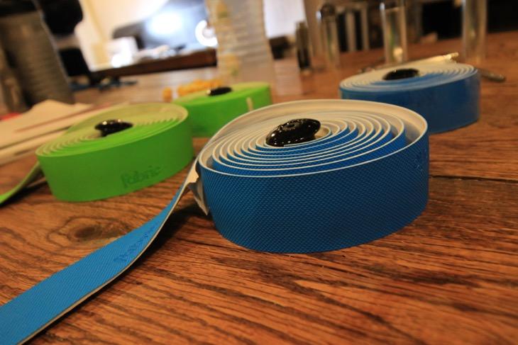 ハイグリップでこれまでにない色味が新鮮なバーテープ