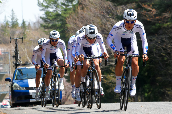5位 キナンサイクリングチーム