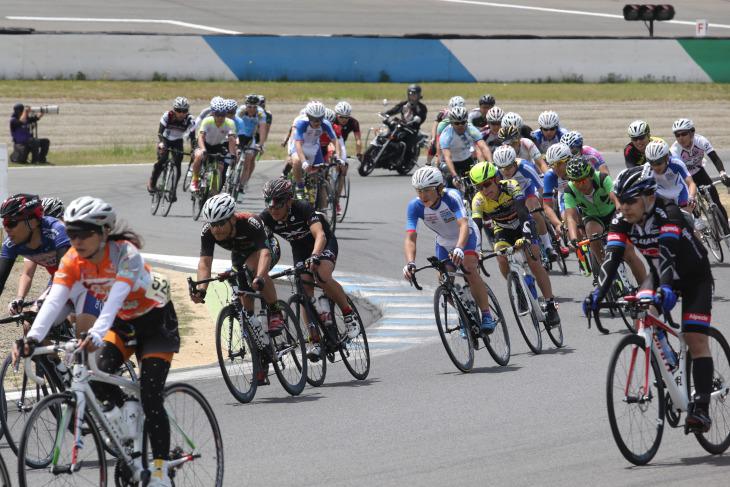 一般道走行中よりもリスクが多いサイクルイベント参加中のケガも補償されるのは嬉しい