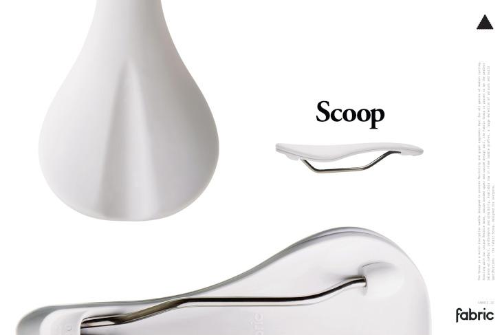 シンプルも大きな特徴的の1つであるScoop