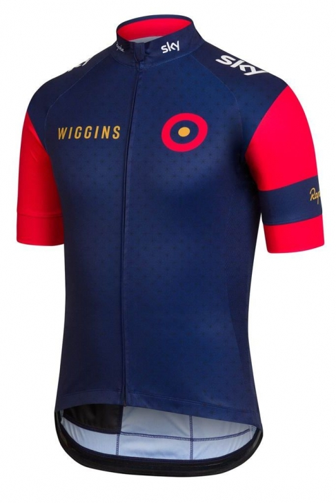 Rapha Wiggins Replica Jersey