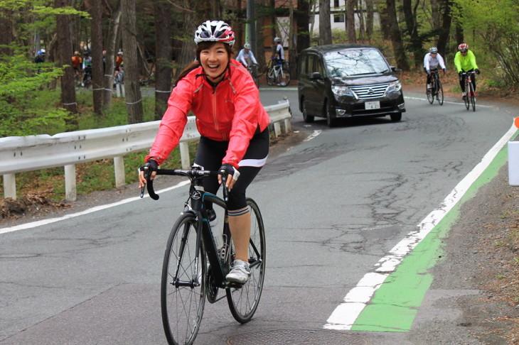 うどんツアーをきっかけに始まったアウトドアバイク、今やロングライドイベントも笑顔で走りきってしまうほどに