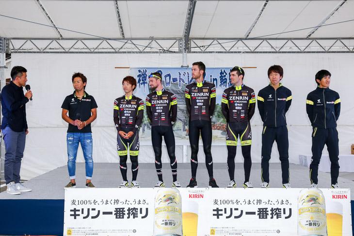 第1回大会の覇者は土井雪広。チームプレゼン チーム右京