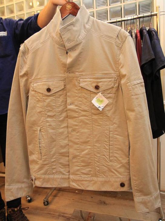 LIGNE8 Barcelona Jacket