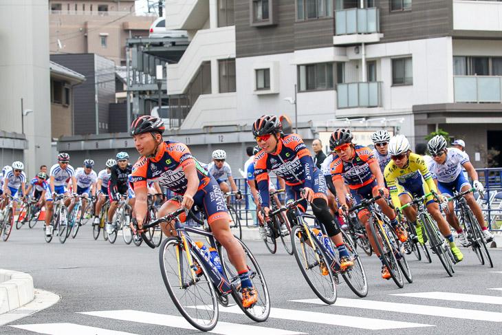 大分県内選抜選手によるエキシビション NIPPOヴィーニファンティーニが参加