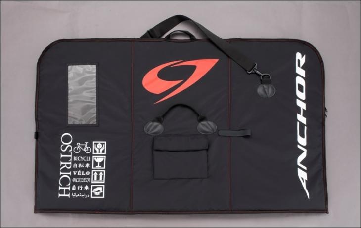 オーストリッチ「OS-500」アンカー別注モデル