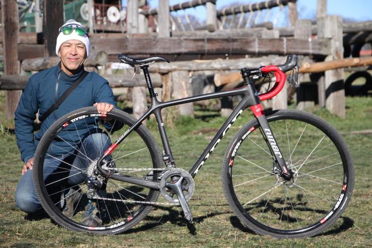 佐々木正さん(ミズタニ自転車) のniner BSB 9 RDO