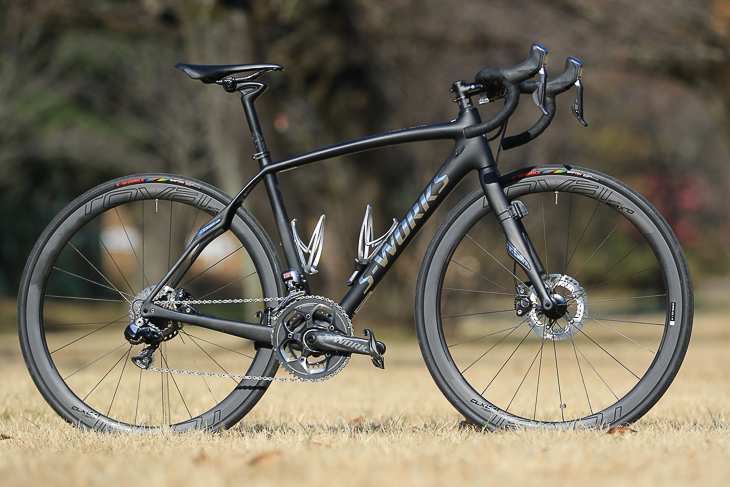 S-Works Roubaix SL4 Disc Di2
