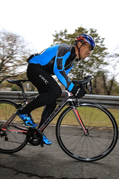 「エントリーグレードの枠に留まらない高性能な1台 はじめてのロードバイクに是非」 山崎敏正(シルベストサイクル)