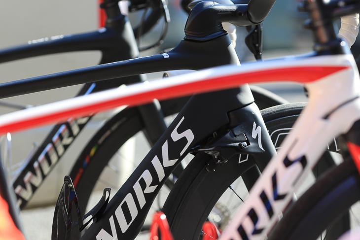 「Tarmac、Roubaix、Venge ViAS。三車三様に良さがある」