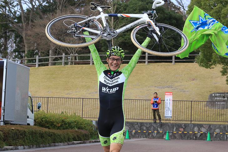 C4午後で勝利した梶田歩(Champion System Japan)