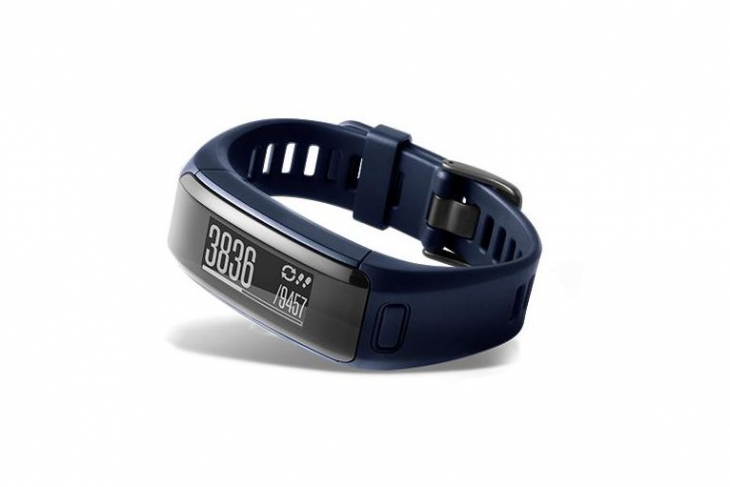 ガーミン vivosmart HR J(Midnight Blue)