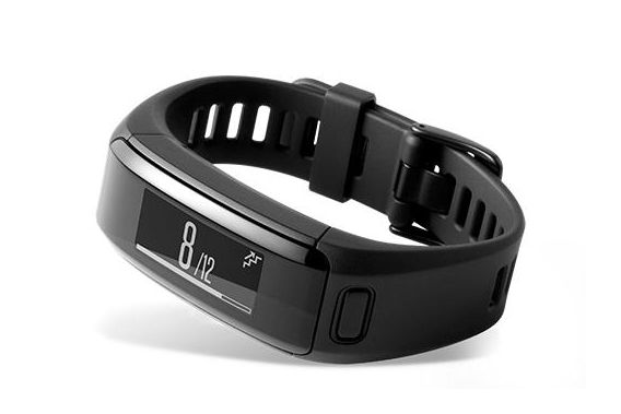 ガーミン vivosmart HR J(Black)