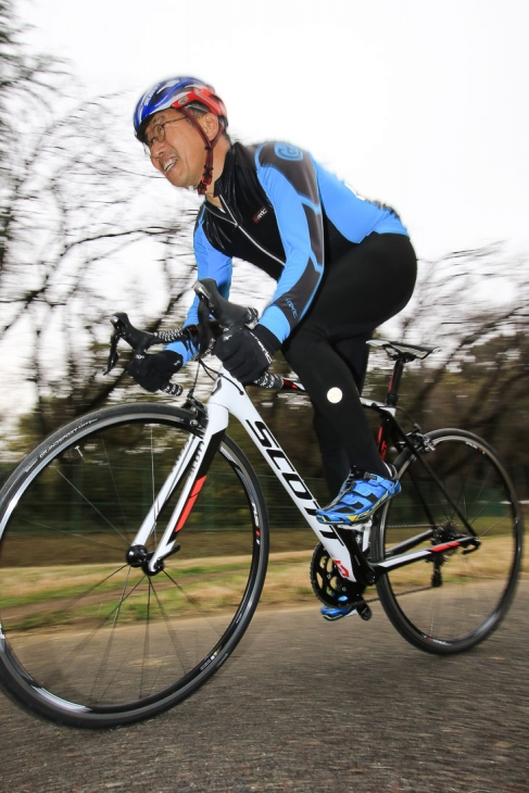 「芯のしっかりした万能バイク 性能バランスに秀でる」山崎敏正(シルベストサイクル)