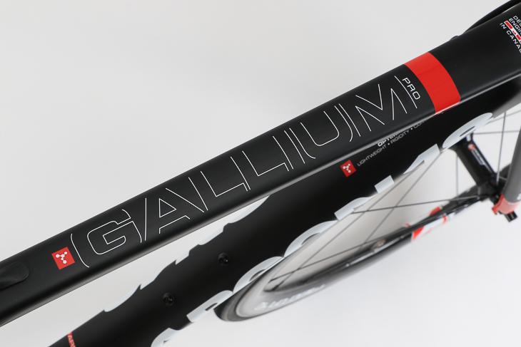 アルゴン18では元素に由来したバイクネームが多い