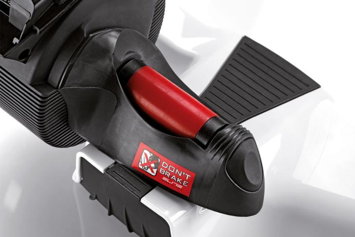 エラストGELローラーは静音性とタイヤの耐摩耗性に優れている