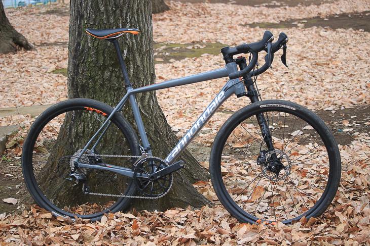 キャノンデールの提案するニューカテゴリーバイク SLATE
