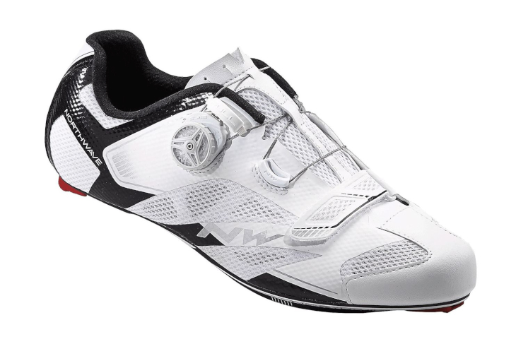 ノースウェーブ SONIC 2 CARBON(WHITE-BLACK)