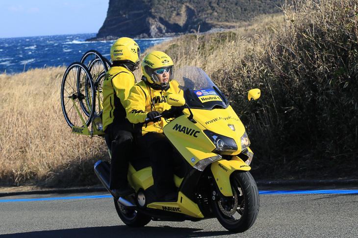 アジア選手権ロードレースで活躍するMAVICニュートラル・モト