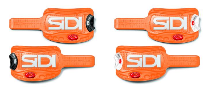 シディ ソフトインステップ3(オレンジ/ブラック、オレンジ/ホワイト)
