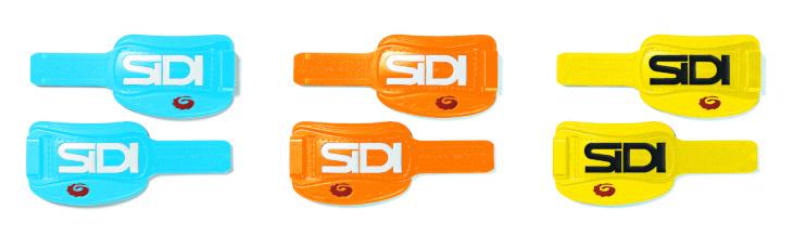 シディ ソフトインステップ2(ライトブルー、オレンジ、イエロー)
