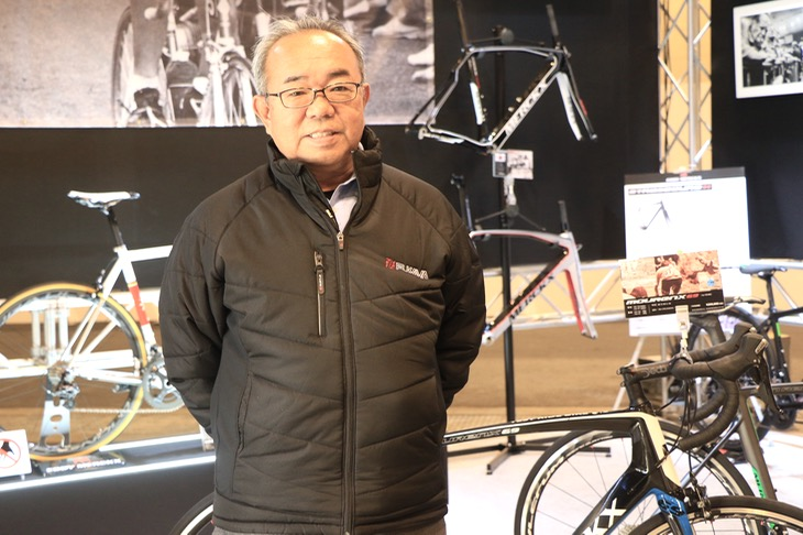 深谷産業代表取締役の近藤正勝氏