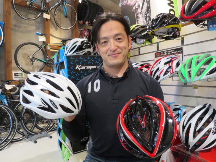 「カッコよく乗りたい女性の方にオススメ」bicycle store RIDEWORKSの生駒店長