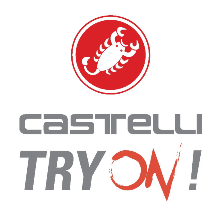 castelli TRY ON !
