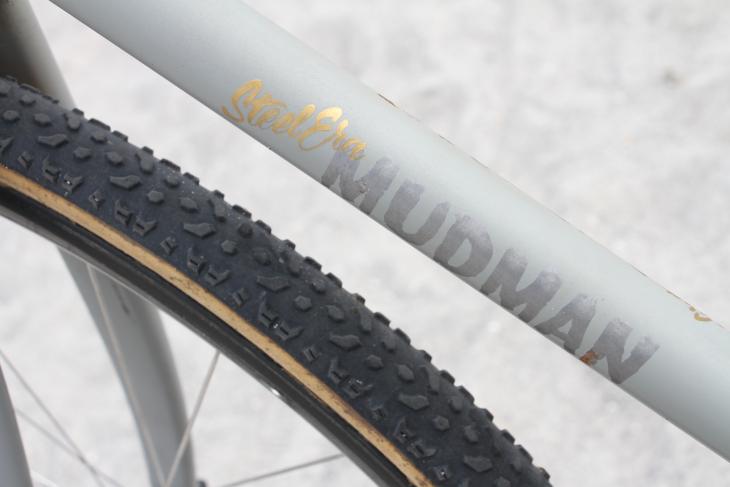 Steel Era MUDMANは、ジュニア全日本王者の織田聖選手も使用したクロモリ製バイクだ