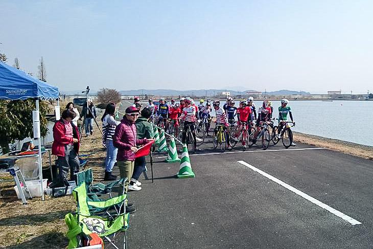 福岡県柳川市やまと学校でのレース 競艇選手養成学校が会場