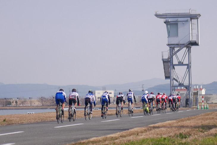 福岡県柳川市やまと学校でのレース