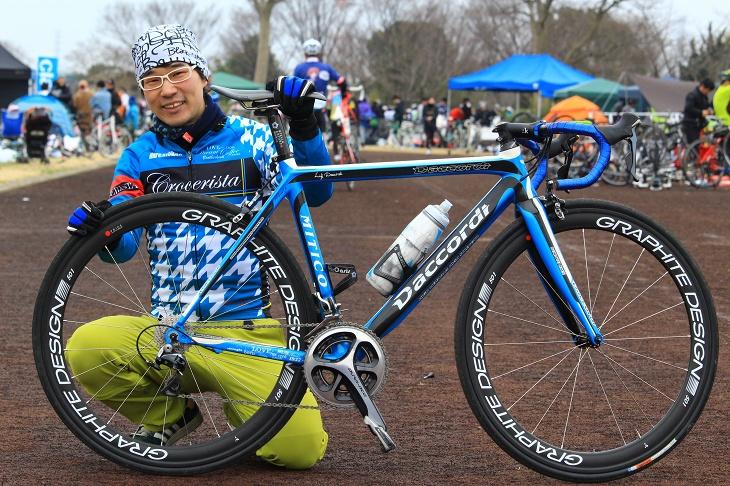 横井さん(クロチェリスタ)のダコルディ MITICO