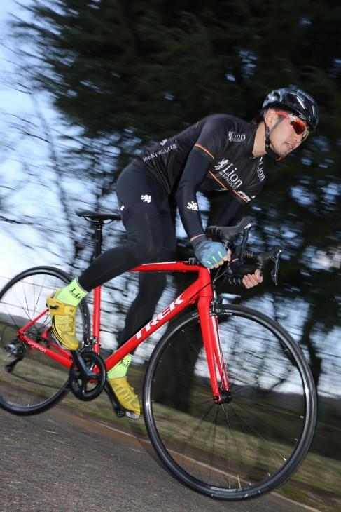 「カーボンに匹敵する軽快さと快適性 良い意味でアルミらしくないバイク」早坂賢(ベルエキップ)