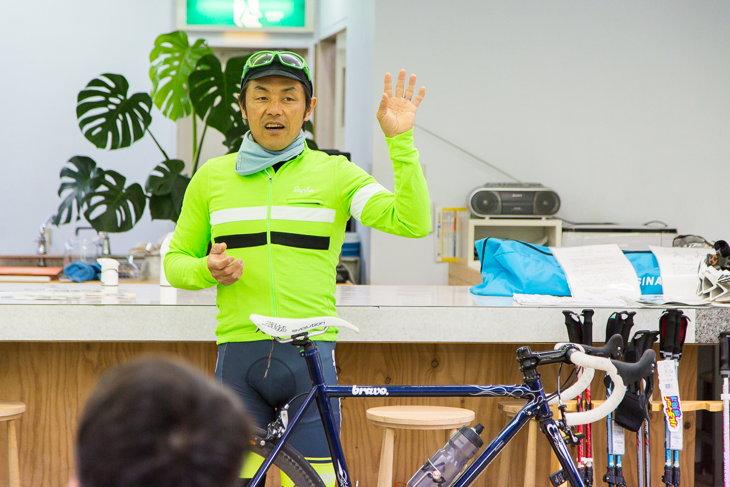 元トッププロの宮澤崇史さんが今回の講師