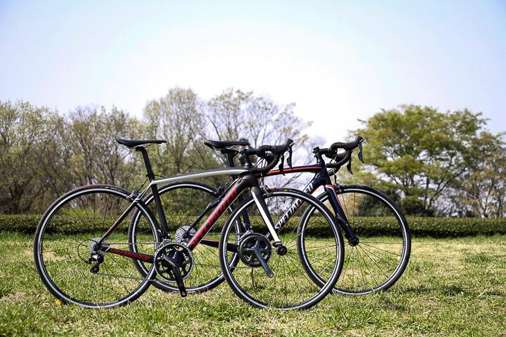 スペシャライズドのエントリーバイク2大巨頭、Tarmac SportとRoubaix SL4