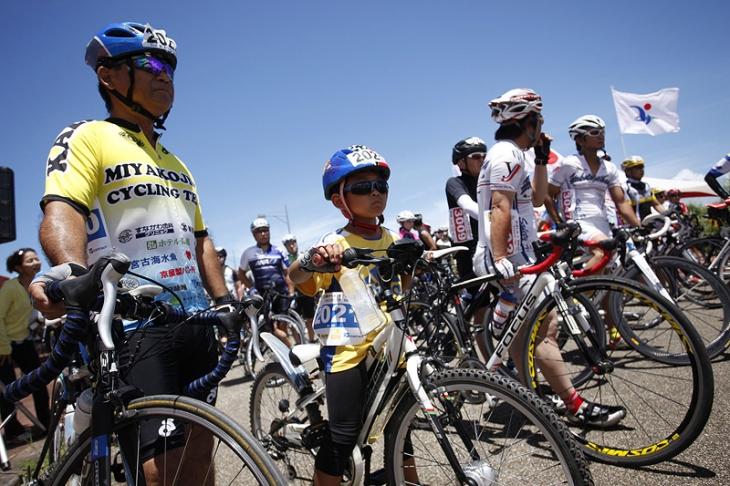 子供も参加できるサイクリング種目
