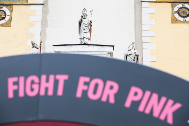FIGHT FOR PINK