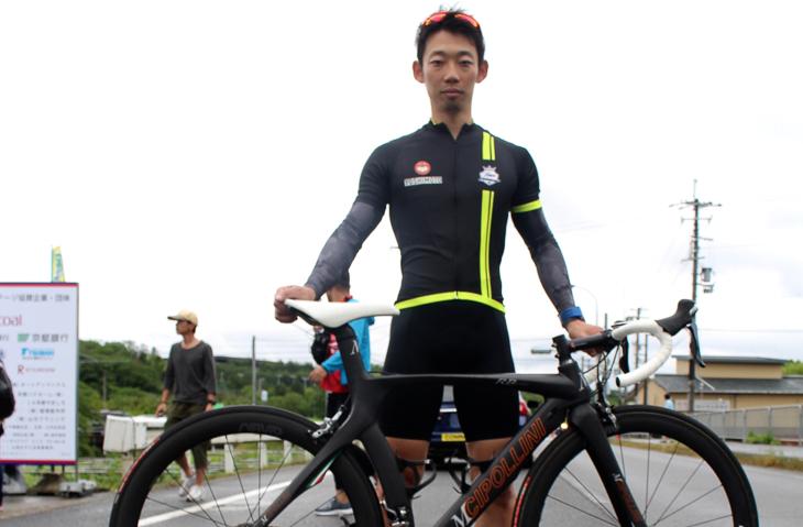 京都出身で元プロロード選手の辻善光