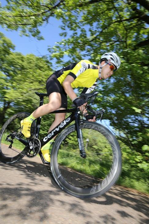 「スピードという自転車の根源的な快楽を追求した一台」 錦織大祐(フォーチュンバイク)