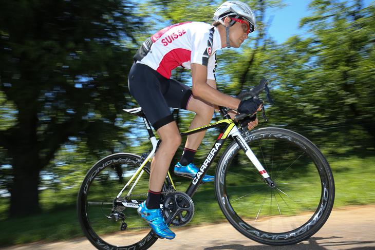 「レースバイクとしての素質と、扱いやすいハンドリング。乗り慣れた方が長距離を速く走りたい時に」 吉田幸司(ワタキ商工株式会社 ニコー製作所)