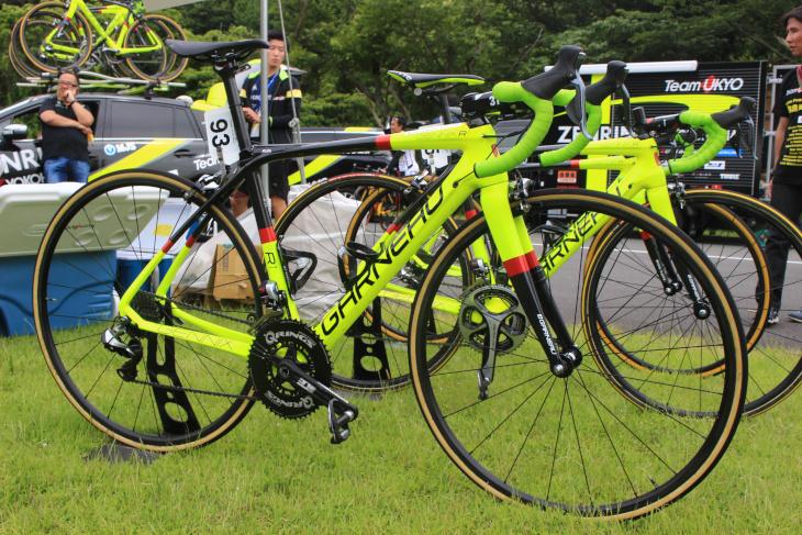 オスカル・プジョル(スペイン、Team UKYO)のガノー GENNIX R1