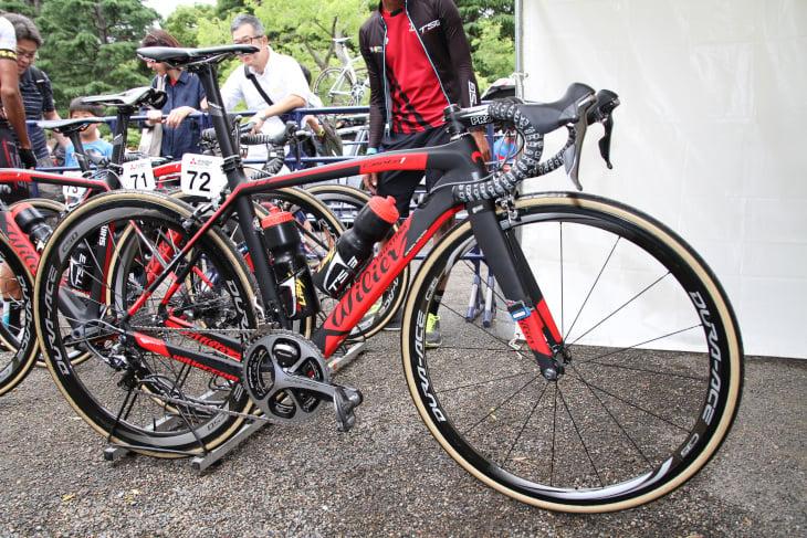 ダニエル・ホワイトハウス(イギリス、トレンガヌ・サイクリングチーム)ウィリエール Cento1SR